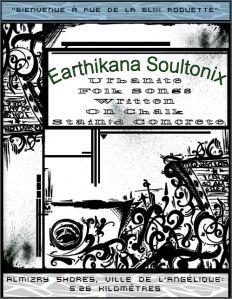 Earthikana Soultonix 2013 July 12 Cover