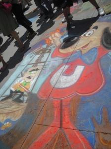 Pasadena Chalk Festival 2010