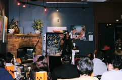 Featured Reading, Mental Mondays @ The House of Brews (San Fernando, California)