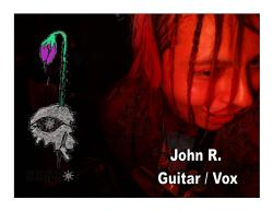 John Reddick | Skulrot