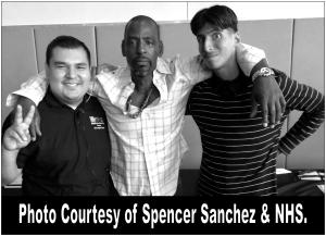 Spencer, Ron, Michael Ray