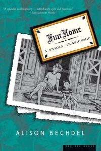 Fun Home-- Alison Bechdel