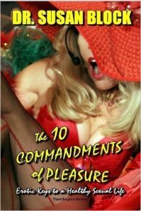 Ten Commandments of Pleasure Book Cover