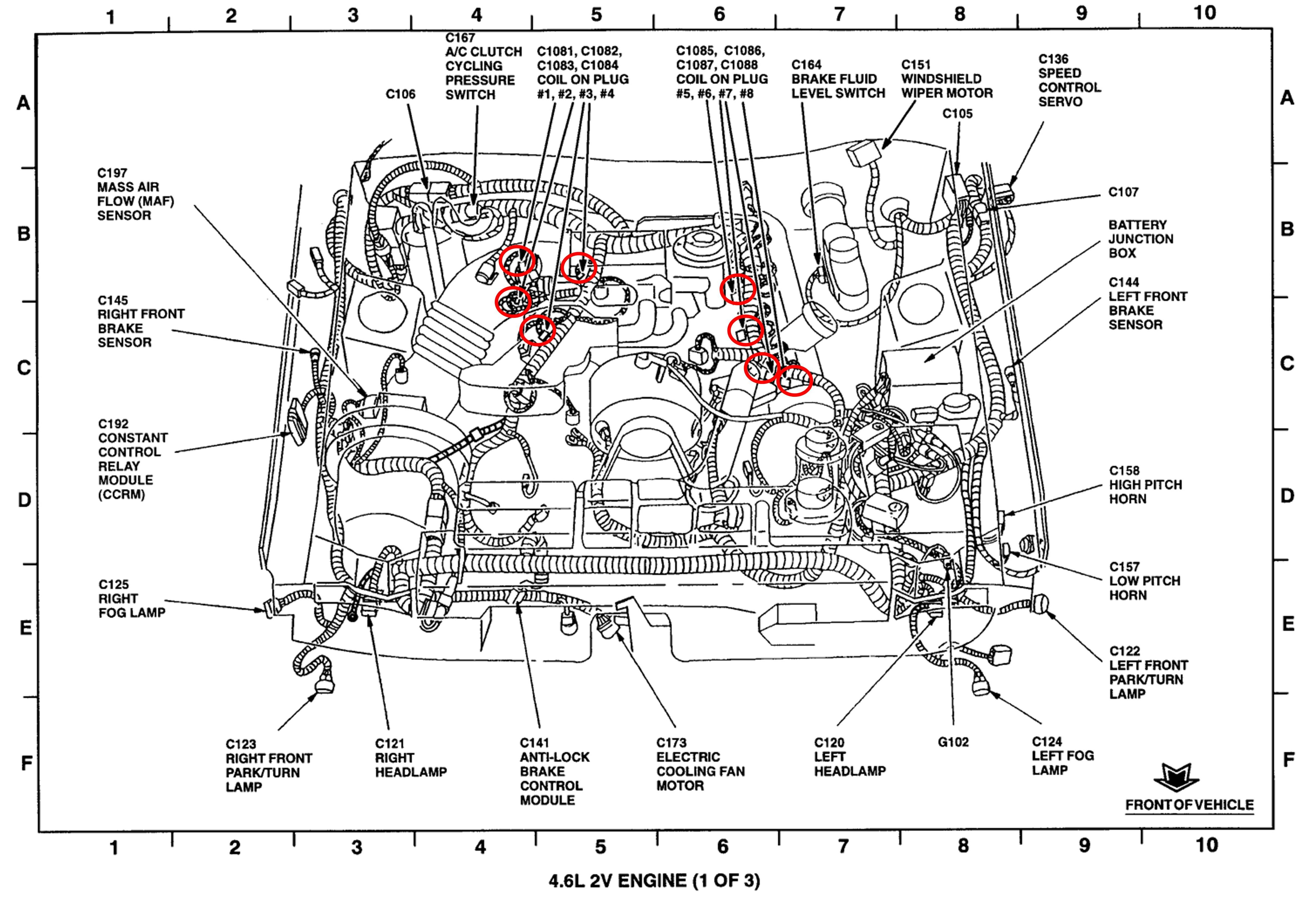 1996 Mustang Gt Wiring Harness : 30 Wiring Diagram Images