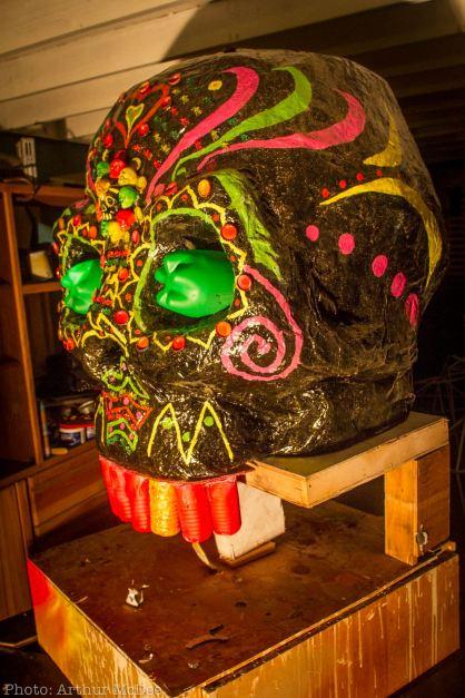 Burning the Dead: Dia De Los Muertos