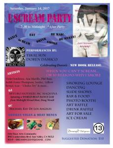 i-scream-party-flyer