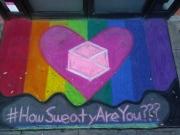 """Speatybox asks, """"#HowSweatyAreYou"""